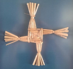 St. Brigid cross